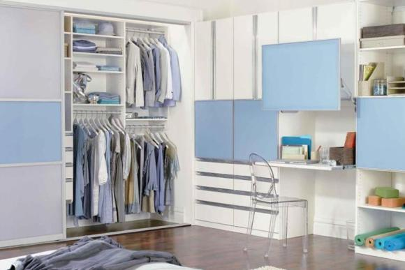Modern Bedroom Wardrobe