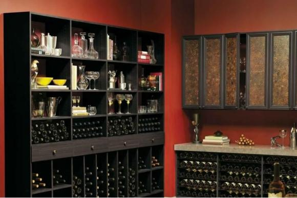 Cellar and Wine Storage