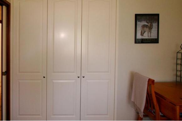 Hinged door - Colonial
