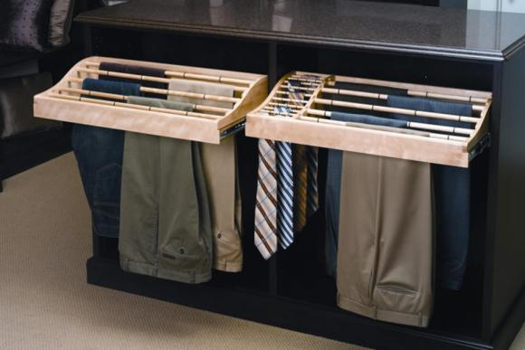 Trouser and Tie Racks
