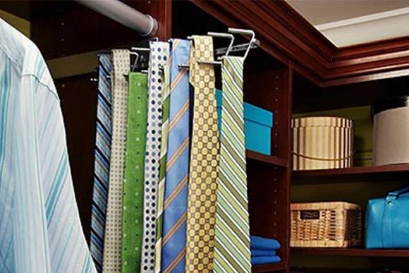 Tie and Belt Racks