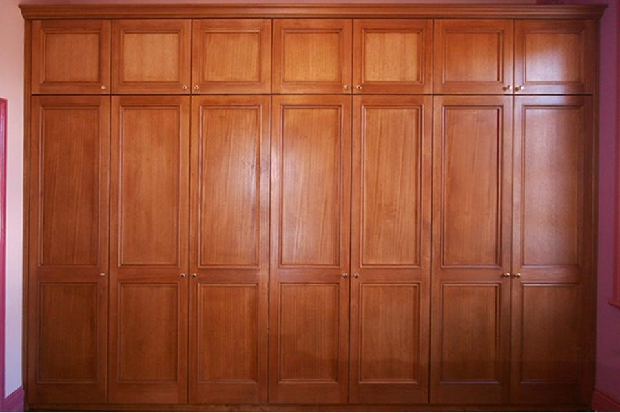Hinged Door wardrobe - Federation Style