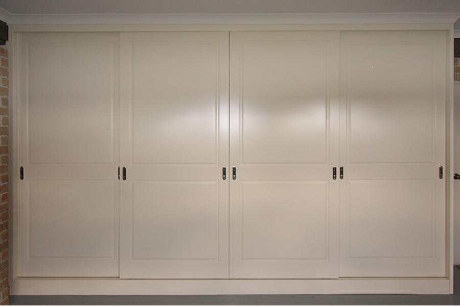 Colonial Wardrobe Doors