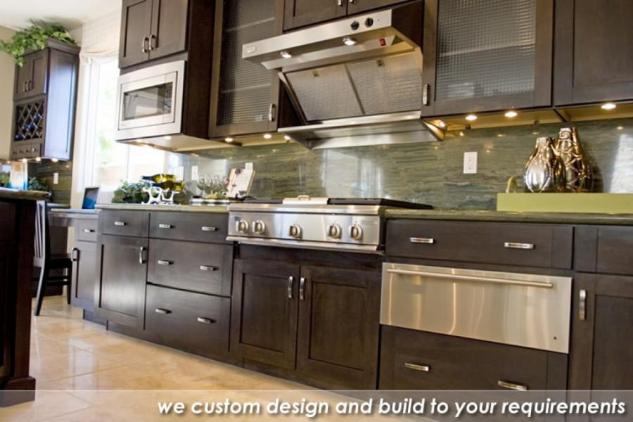 Solid Timber Custom Kitchen