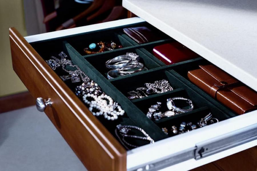 Jewellery Drawers